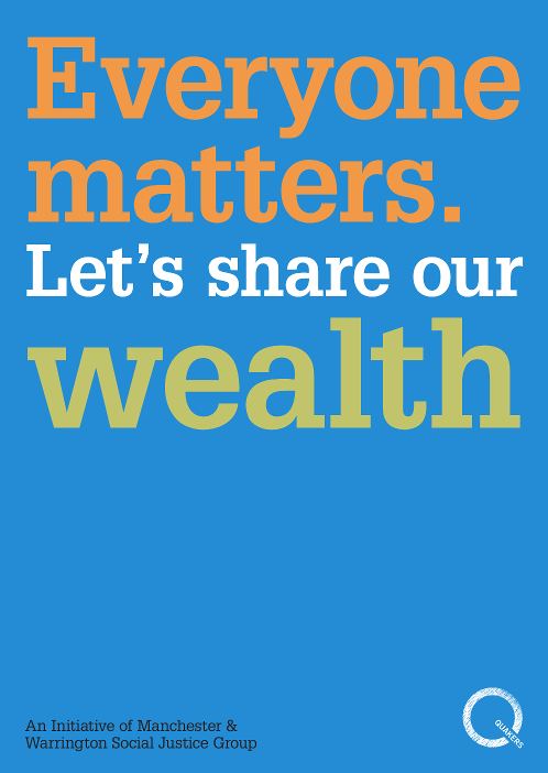Everyone Matters - Let's share our wealth