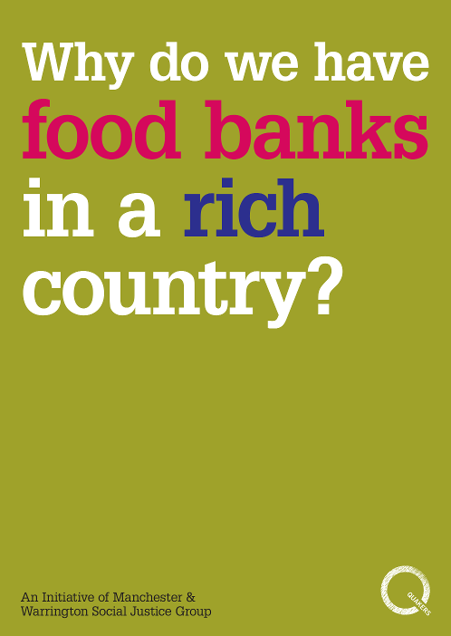 Why do we have food banks in a rich country?